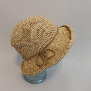 LOFT Ann Taylor Paper Hat
